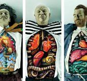 Dali, Picasso, And Van Gogh Artopsy
