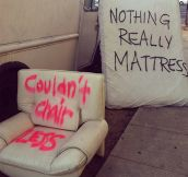 Furniture Puns