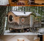 Just a tiny home…