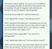 You Must Be In Management