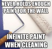 Every Time I Decide To Paint