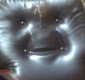 Scary Sofa