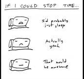 Everybody Wants Some Sleep