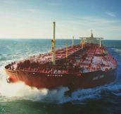 The longest ship ever built