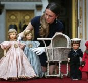 Toys fit for a Queen: Stunning collection of young Elizabeth's childhood possessions