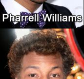 Will Pharrel.