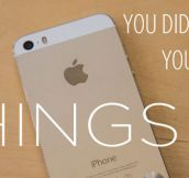Things You Didn't Know Your iPhone Could Do
