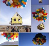 5 Real Life Cartoon Houses that will Blow Your Mind…#4 Is My Favourite