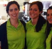 Three Waitresses Get The Tip Of A Lifetime From A Customer Who Overheard Their Conversation