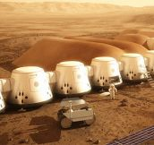 200,000 People Sign Up For One Way Ticket To Mars