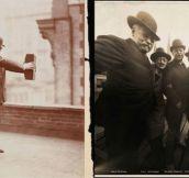 Selfie from 1920!