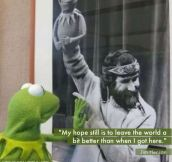 """My hope still is to…"" – Jim Henson"