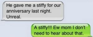 25 Absurd Texts from Mom