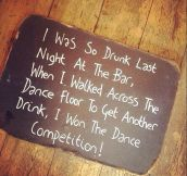 Drunk Skill