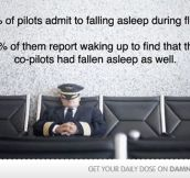 Scary Confession From Pilots
