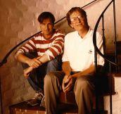 Just 2 geeks..