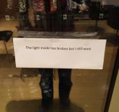 I know how you feel, vending machine…. I know how you feel