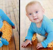 Baby Mop (5 Pics)