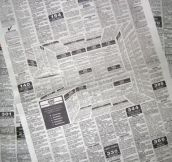 What This Newspaper Just Published Blew My Mind. Imagine Opening It Up And Seeing THIS Inside.