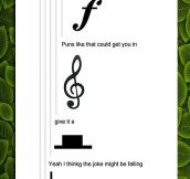 If You Can Actually Read This, Thank Your Music Teacher