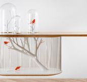 Birdcage Table (7 Pics)