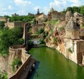 Ancient Fort of Chittorgarh