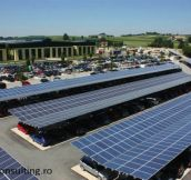 Now this is a great way to solar energy!