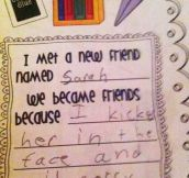 39 Hilariously Honest Notes From Kids