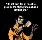 Bruce Lee Was Wise Beyond His Years