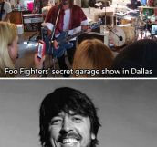 Dave Grohl Is a Really Good Guy