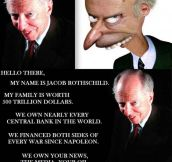 The Real Mr. Burns