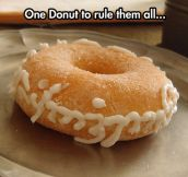 The Lord Of The Donuts