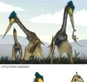 The Freakishly Scary Quetzalcoatlus