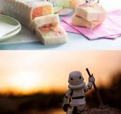 The Busy Life Of a Stormtrooper