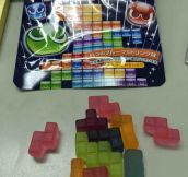 Gummy Bear Tetris