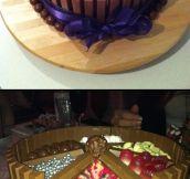 Birthday Marble Cake
