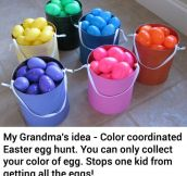 Easter Egg Hunts Can Get Pretty Serious