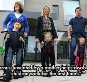 A Mother Found a Way To Help Disabled Children