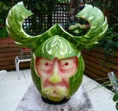 Watermelon Warrior