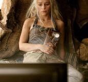 Daenerys Targaryen Learning