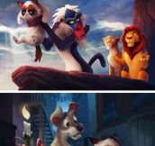The Adventures Of Mighty Grumpy Cat