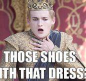Queen Joffrey