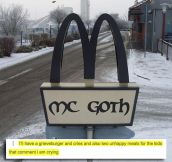 Welcome To McGoth
