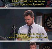 Andy's Secrets