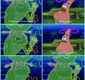 Patrick The Negotiator