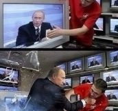 No One Messes With Putin