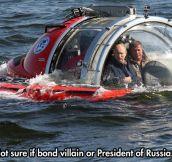 Quit Stalin, Get Underwater