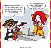 How Hamburglar Came To Be