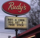 Free Sticks