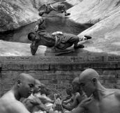 How Shaolin Monks Train For Martial Arts